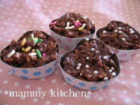 簡単!栄養たっぷりチョコレートクランチ