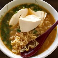 豆腐チゲ麺