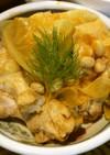 手羽元とキャベツの野菜ジュース煮