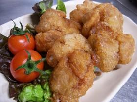 みんな大好きッ☆鶏の唐揚げニンニク風味♪