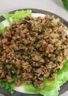 夏野菜たっぷり♪茄子と胡瓜で簡単肉味噌