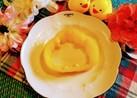 お弁当に パプリカの仕切り(お皿)