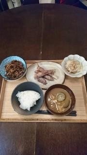 ゼンマイ煮物の写真