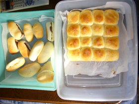 パン、パン、パン(一度に3味楽しみたい