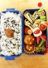 小学生☆春の遠足のお弁当