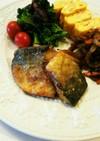 お弁当用 塩鯖の唐揚げカレー風味