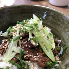お肉を美味しくする大葉の混ぜご飯*