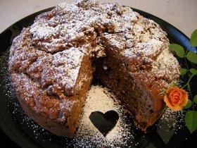 チョコチョコチョコチップパウンドケーキ