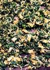 蕗の葉とシラスと油揚げのふりかけ