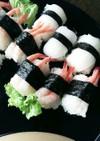らっきよう酢で簡単♪握り寿司