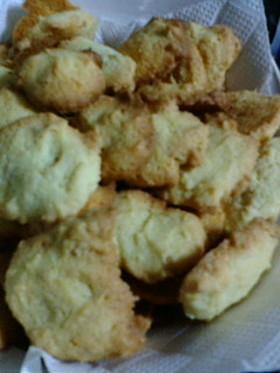 さくさくピーナッツクッキー