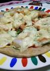 ホエーで私のピザがワンランクup♪
