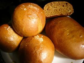 大好き@^^@  ★まっくろ黒糖パン★