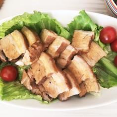 ●もてなしご飯●茹で豚