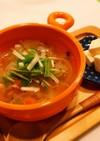 疲れた日に☆やさしい野菜スープ