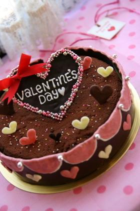バレンタインnoガトーショコラ!2008