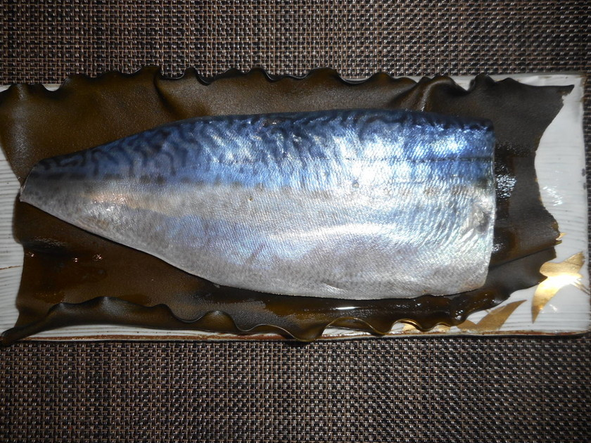 しめ鯖☆翌日食べる 魚屋で習った作り方