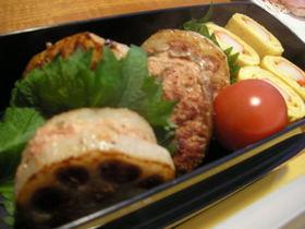 味付け挽き肉×野菜!