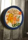 初節句!離乳食後期の鯉のぼりレシピ