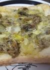 ラクレット風・塩味のチーズトースト