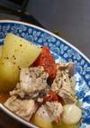 ◆鶏肉と新じゃがの煮もの◆