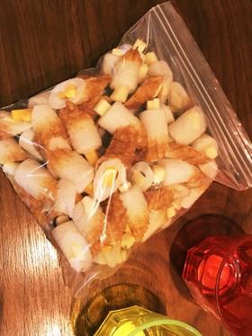 常備菜チーズちくわ(ちーちく♡)