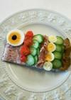 こどもの日★鯉のぼり寿司