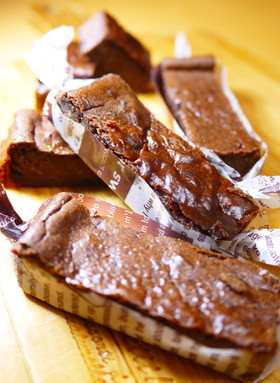 糖質オフお菓子★大豆粉ココアチーズケーキ