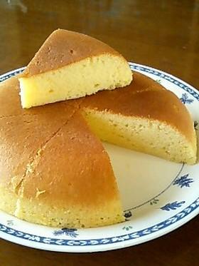 炊飯器★はちみつレモンケーキ