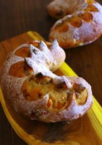 マンゴーとココナッツのパン・コンプレ