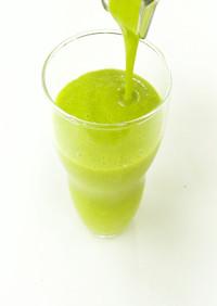 水菜のグリーンスムージー|ブレンダープロ
