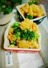 簡単!ブロッコリーと鮭缶のポテトサラダ