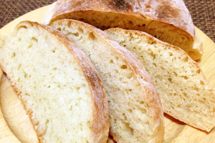 作れる 簡単 パン に