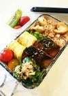 お弁当(5/9) ★塩鯖の照り焼き弁当★