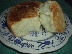 炊飯器でパンだよ<さつま芋パン>