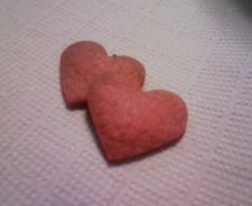 ラブリー♥苺のハートクッキー