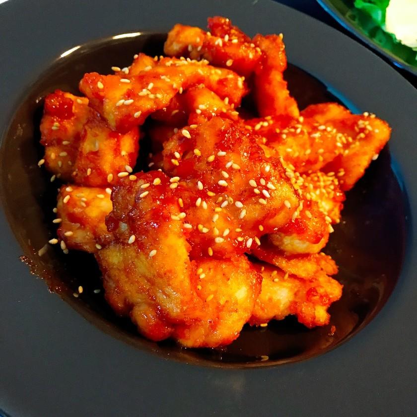甘辛♩韓国風チキン