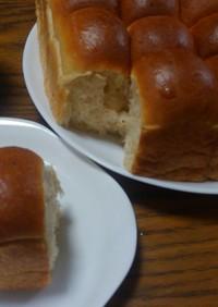すりごまちぎりパン
