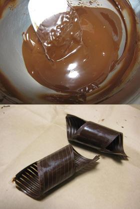 チョコレートのテンパリング☆ by...