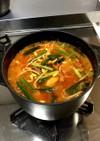 辛ウマ、ユッケジャンスープ