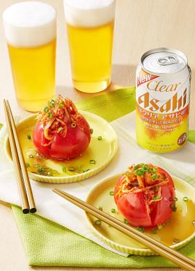 うま辛☆丸ごとトマトキムチ