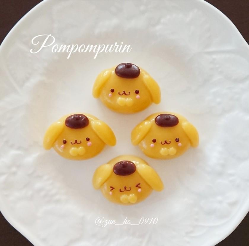 デコ白玉★団子♪ポムポムプリン♪