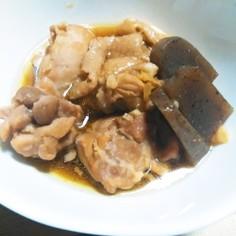 鶏肉のうま煮