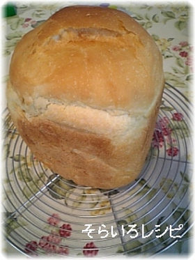 ☆HB☆いつもの食パン