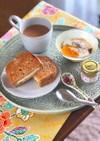 SGの朝食!カヤジャム&カヤトースト