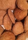 低糖質☆レンジで簡単プロテインクッキー