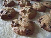 簡単 チョコチップクッキーの写真