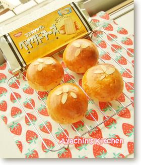 【クッキー消費】余ったクッキーでパン♡