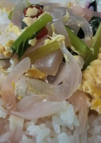 桃色親子丼(血管ダイエット1231)