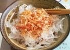 新玉ねぎの納豆ご飯